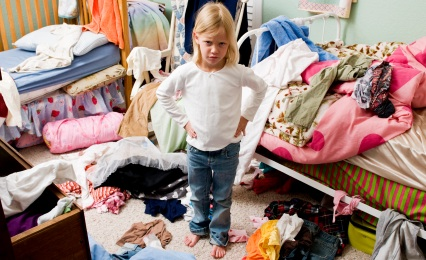 Reader Question: I'm chronically disorganized, are my kids destined to be too?