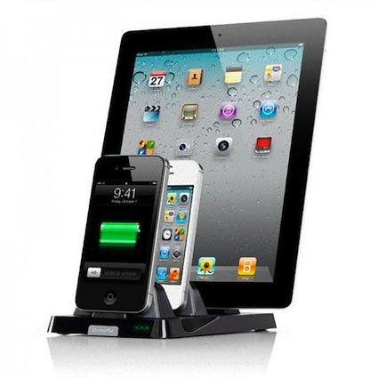 Phone station xtrememac-incharge-x3-docking-station
